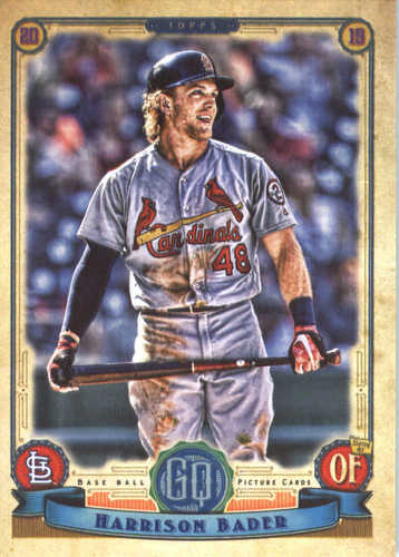 Photo of 2019 Topps Gypsy Queen #233 Harrison Bader