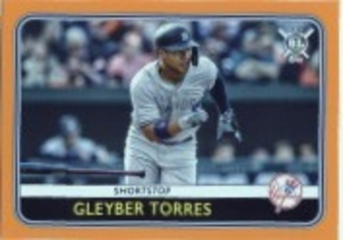 Photo of 2020 Topps Big League Orange #92 Gleyber Torres