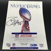 NFL - Patriots Don'ta Hightower Signed Super Bowl 36 Program