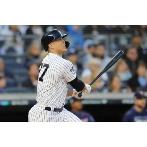 Photo of LOT #86: Memorable Moment: New York Yankees DH Giancarlo Stanton Personalized Special Recorded Video Message
