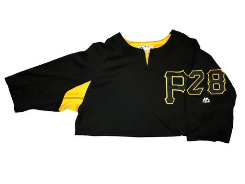 #28 Team-Issued Batting Practice Jersey