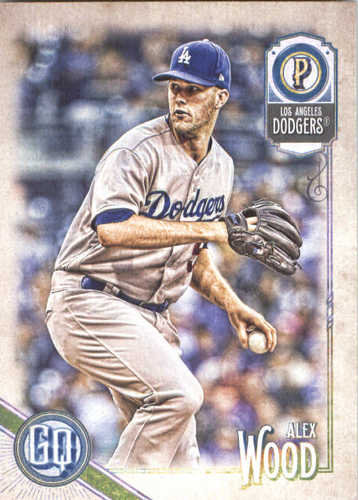 Photo of 2018 Topps Gypsy Queen #270 Alex Wood
