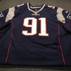 Patriots - Jamie Collins Signed Jersey Size 56
