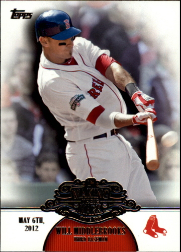 Photo of 2013 Topps Making Their Mark #MM16 Will Middlebrooks