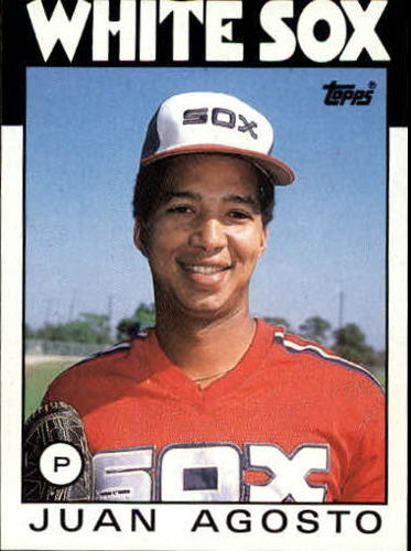 Photo of 1986 Topps #657 Juan Agosto