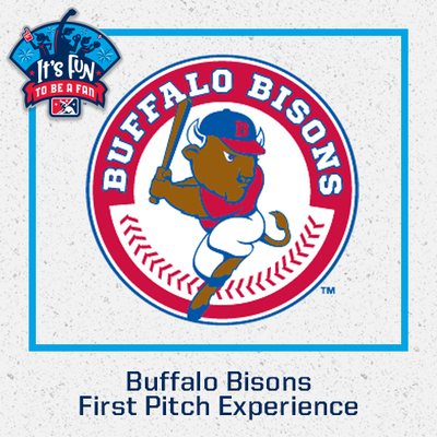 Buffalo Bisons First Pitch Experience