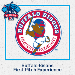 Photo of Buffalo Bisons First Pitch Experience