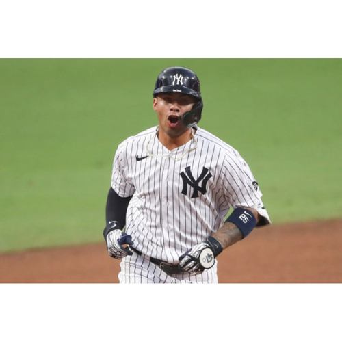 Photo of LOT #87: Memorable Moment: New York Yankees  Shortstop Gleyber Torres Personalized Special Recorded Video Message