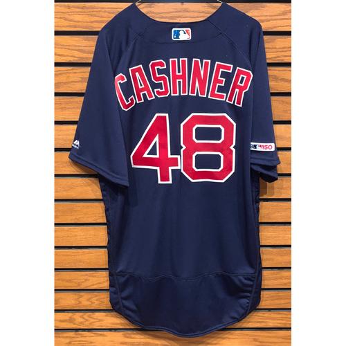 Photo of Andrew Cashner Team Issued 2019 Road Alternate Jersey