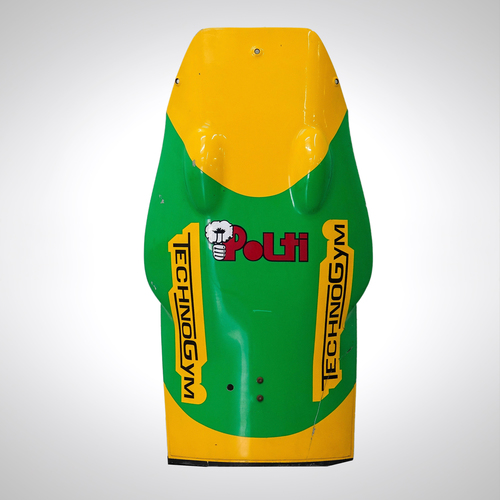 Photo of Benetton 1993 Race Used Front Nose