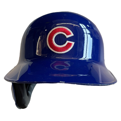 Photo of Anthony Rizzo Team-Issued Helmet -- Size 7 3/8 -- 2021 Season