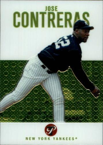 Photo of 2003 Topps Pristine #101 Jose Contreras C RC