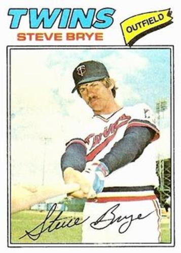 Photo of 1977 Topps #424 Steve Brye