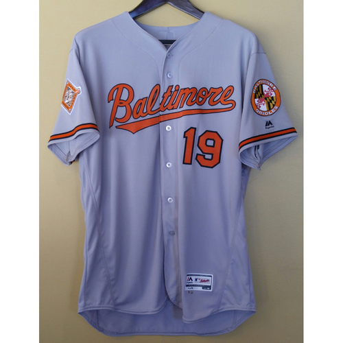 Photo of Chris Davis - Road Jersey: Team-Issued