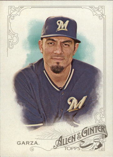 Photo of 2015 Topps Allen and Ginter #51 Matt Garza