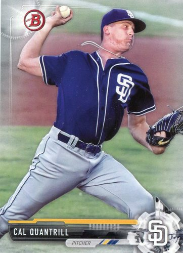 Photo of 2017 Bowman Prospects #BP55 Cal Quantrill