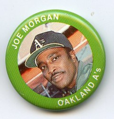 Photo of 1984 Fun Foods Pins #74 Joe Morgan