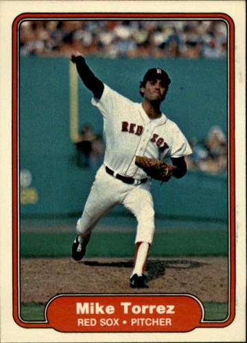 Photo of 1982 Fleer #310 Mike Torrez