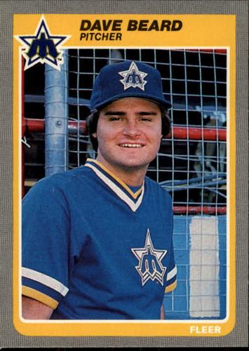 Photo of 1985 Fleer #483 Dave Beard