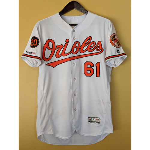 Photo of Austin Wynns - Home Jersey: Game-Used
