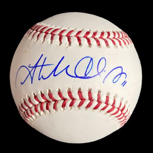Photo of Stubby Clapp Autographed Baseball