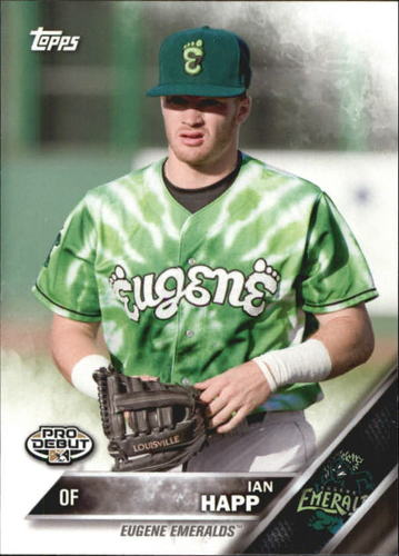 Photo of 2016 Topps Pro Debut #185 Ian Happ  Pre-Rookie Card