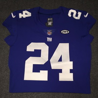 STS - Giants Eli Apple Game Used Jersey W  JHT Patch Game Date 11.05.17 . 8f44c4434