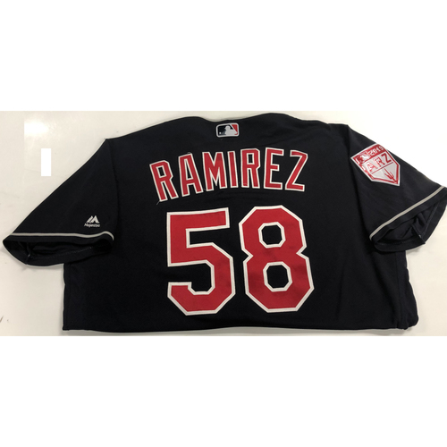 Neil Ramirez 2019 Spring Training Jersey