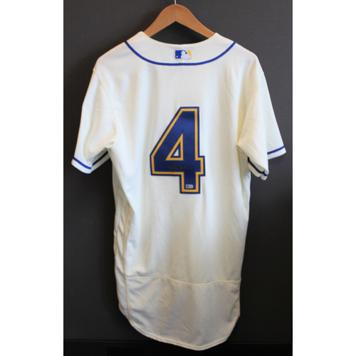 Photo of Mariners Care: Ketel Marte Autographed Jersey