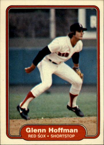Photo of 1982 Fleer #296 Glenn Hoffman