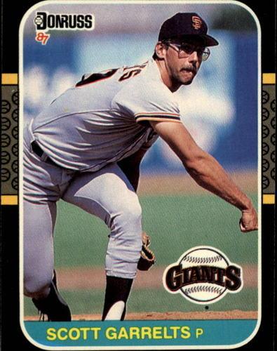 Photo of 1987 Donruss #116 Scott Garrelts