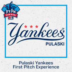 Photo of Pulaski Yankees First Pitch Experience