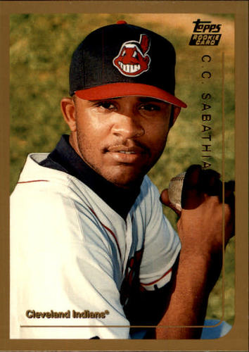 Photo of 1999 Topps Traded #T33 C.C. Sabathia RC