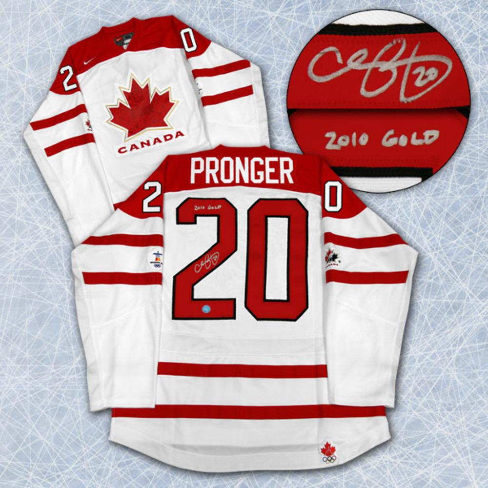 Chris Progner St. Louis Blues Autographed Reebok Premier Hockey Jersey *XXL*