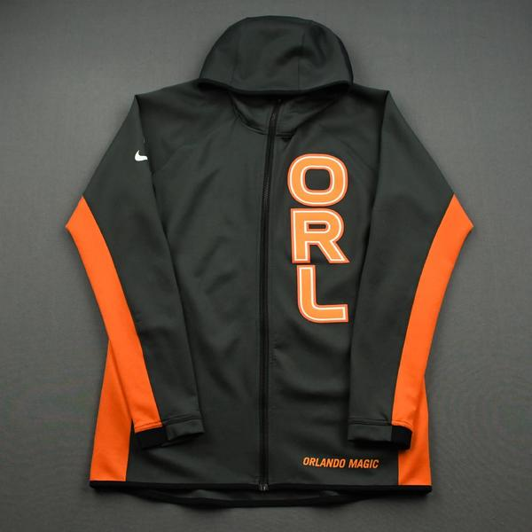 Image of Michael Carter-Williams - Orlando Magic - Game-Issued Earned Edition Game Theater Jacket  - 2019-20 NBA Season