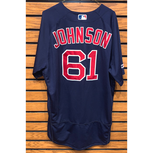 Photo of Brian Johnson Team Issued 2019 Road Alternate Jersey