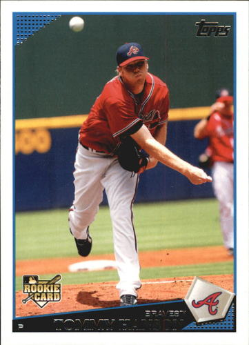 Photo of 2009 Topps Update #UH10 Tommy Hanson RC