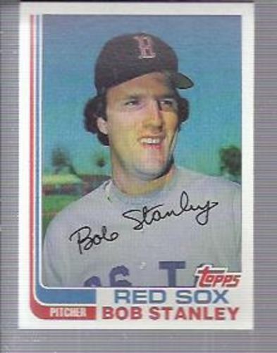 Photo of 1982 Topps #289 Bob Stanley