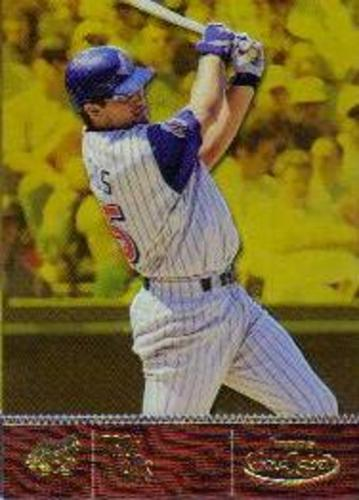 Photo of 2001 Topps Gold Label Class 2 Gold #107 Troy Glaus