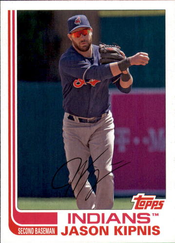 Photo of 2017 Topps Archives #187 Jason Kipnis