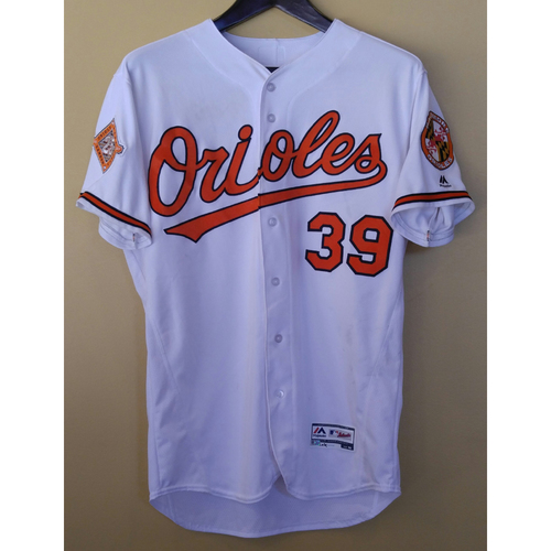 Photo of Kevin Gausman - Home Jersey: Game-Used