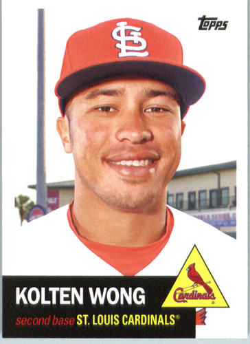 Photo of 2016 Topps Archives #61 Kolten Wong