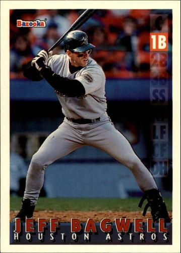 Photo of 1995 Bazooka #61 Jeff Bagwell