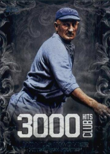 Photo of 2016 Topps Update 3000 Hits Club #3000H5 Honus Wagner