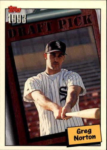 Photo of 1994 Topps #758 Greg Norton RC