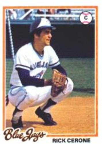 Photo of 1978 Topps #469 Rick Cerone