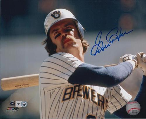 Photo of Gorman Thomas Autographed 8x10
