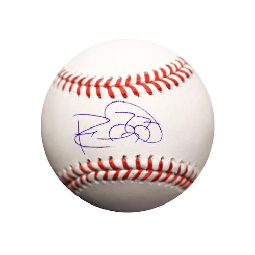 Raul Mondesi Autographed Baseball