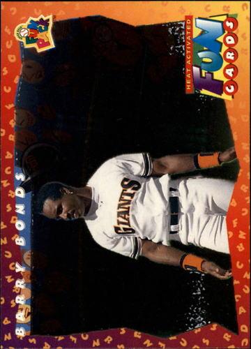 Photo of 1994 Fun Pack #226 Barry Bonds FUN