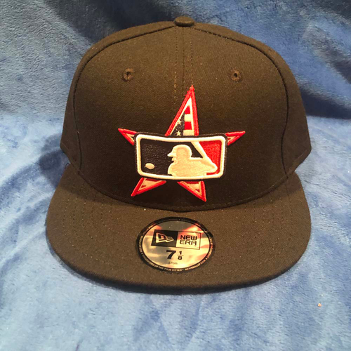 Photo of UMPS CARE AUCTION: MLB Specialty Background Star Umpire Base Cap, Size 7 1/8
